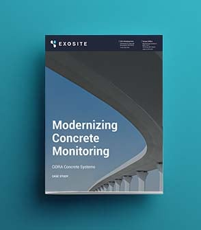 Modernizing Concrete Monitoring Case Study
